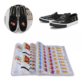 Heat Transfer Printing For Canvas Shoes